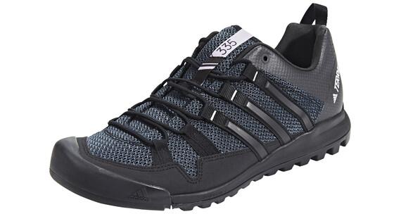 adidas Terrex Solo Scarpe Uomini grigio/nero